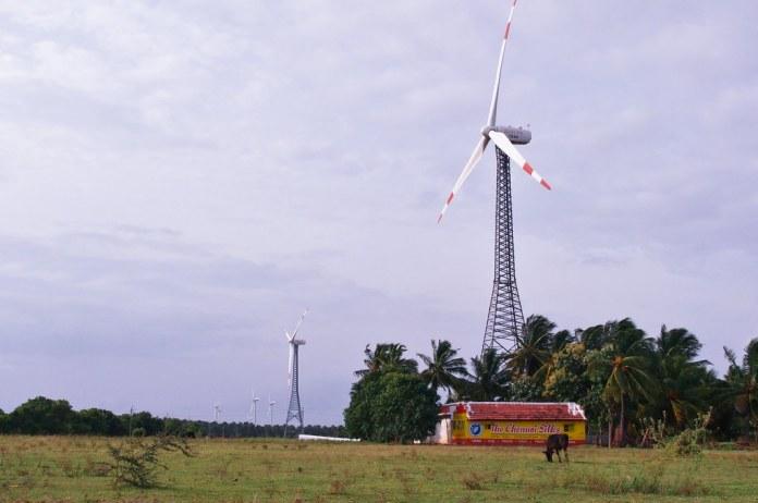 Windmill | Windmill farm near Udumalpet. | Thangaraj Kumaravel ...