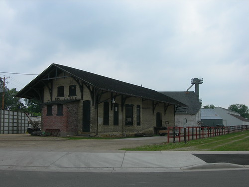 (Old) Belleville Train Depot