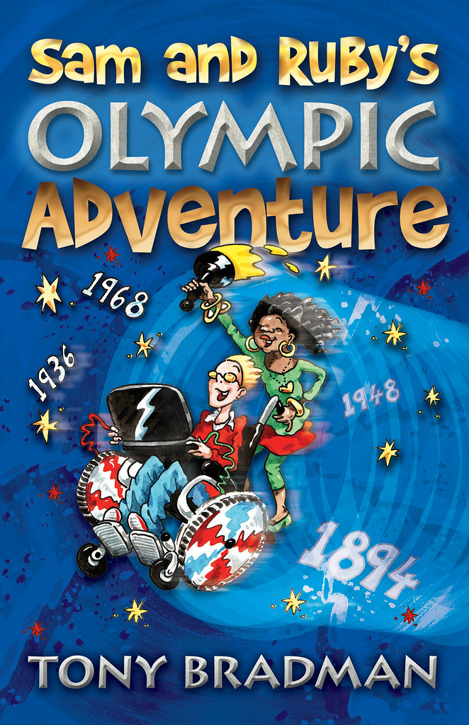 Image result for Sam and Ruby's Olympic adventure