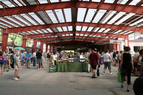 Farmers' Market, Evergreen Brick Works