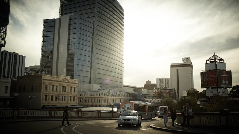 Perth Downtown