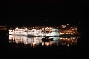 Udaipur, Lake Palace Hotel