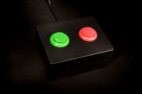 Dual Button Goodness