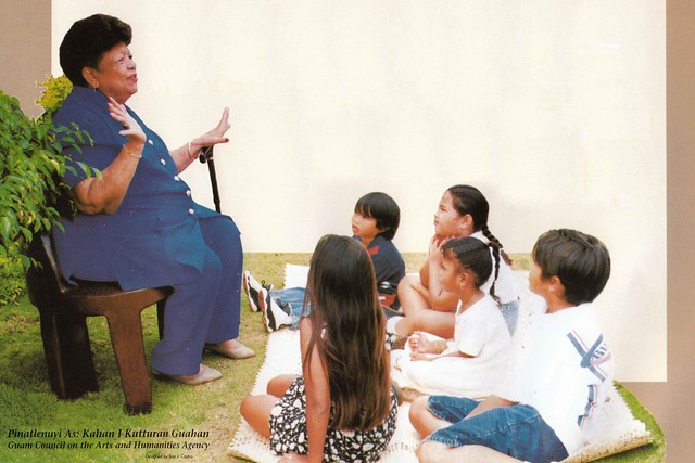 Clotilde Gould, Storyteller