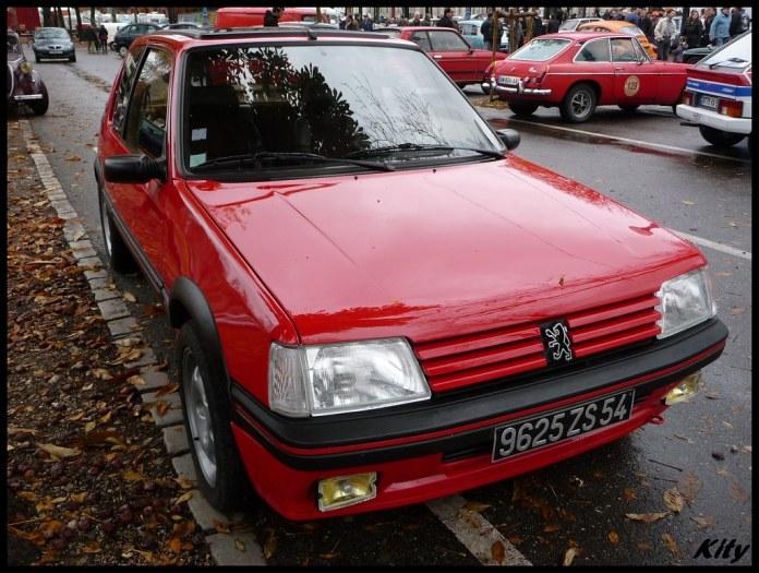 Peugeot 205 Gti 1 9l Kity54 Flickr