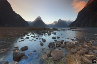 Symphony in Milford Sound