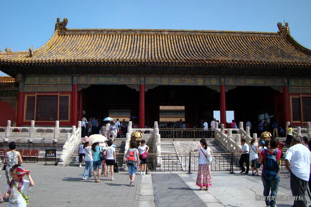 1107北京 紫禁城 故宮博物院 明清皇宮 午門 太和門 保和殿 養心殿 儲秀宮 御花園(中國旅遊)48   Flickr