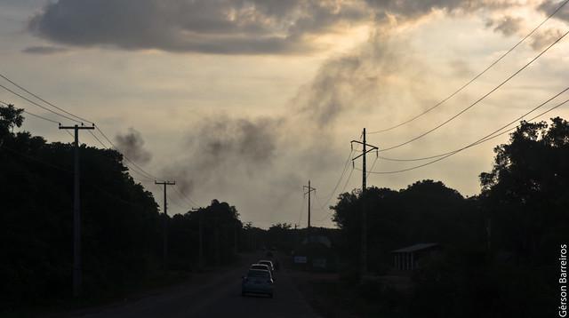 City of chimney - Iranduba