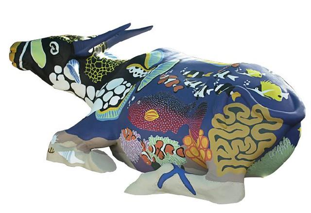 Ariel Dimalanta's Fish Carabao