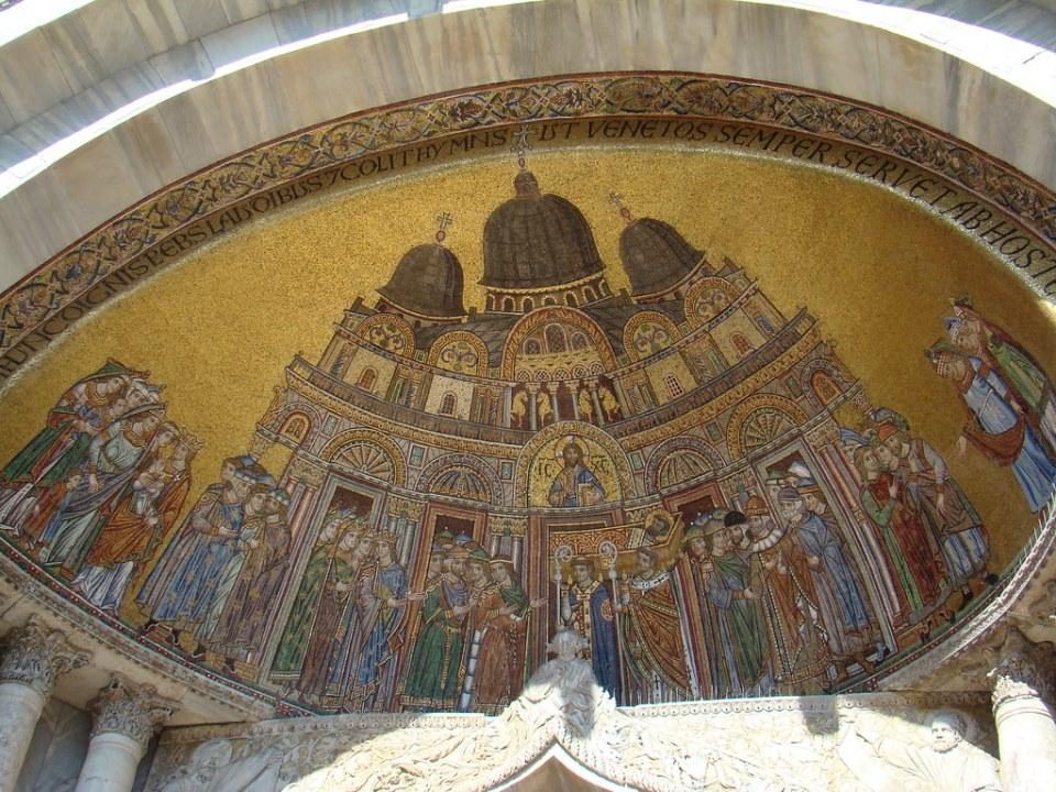 Venecia Basilica de San Marcos Italia 09