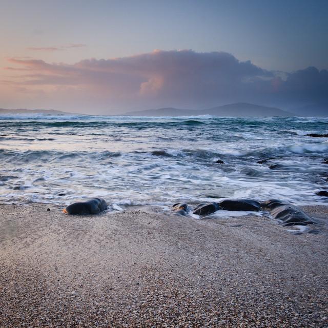 little beach, Harris