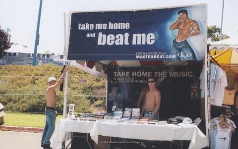 San Diego LGBTQ Pride Festival, 2003