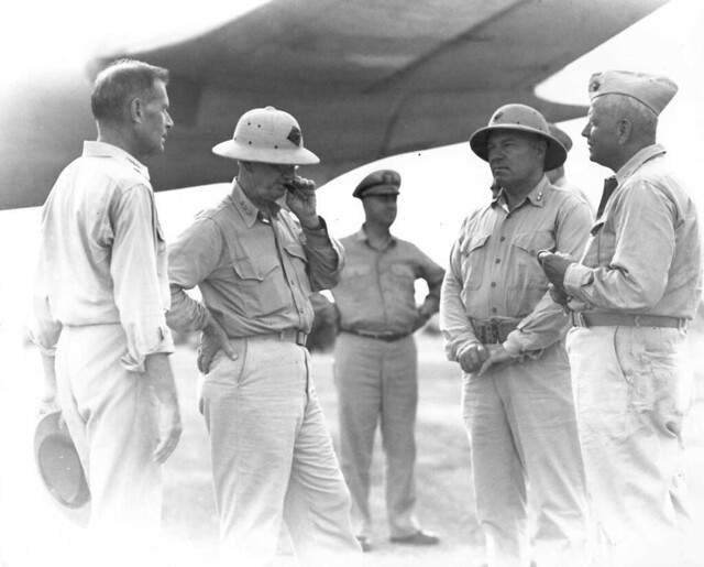 Orote Airport, 1944