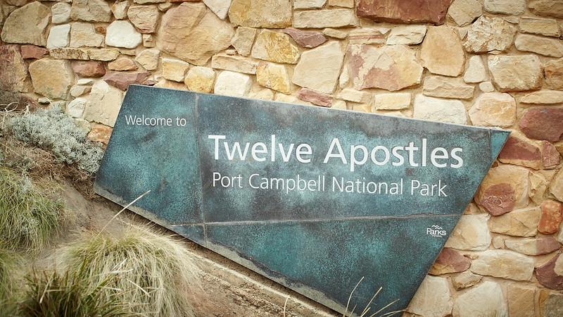 Great Ocean Road - Twelve Apostles