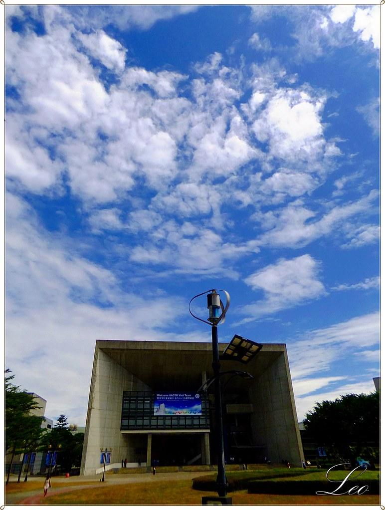 藍藍的天 白白的雲 | Leo | Flickr