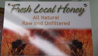 local but he hechershed honey!