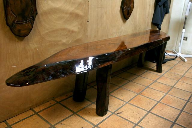 Tun Taitano's Ifit Bench
