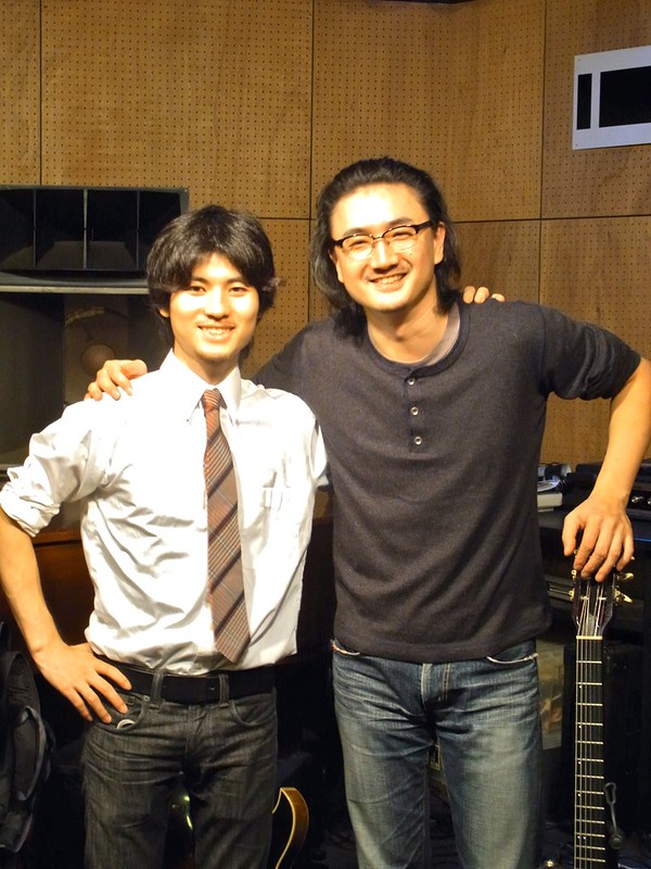 Yuto Kanazawa & Ryusuke Seto