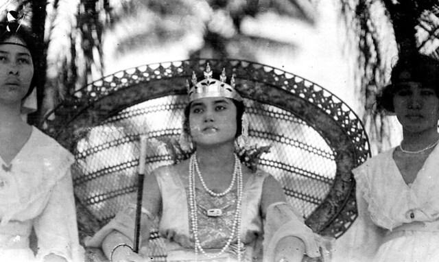 Guam Fair Queen, 1919