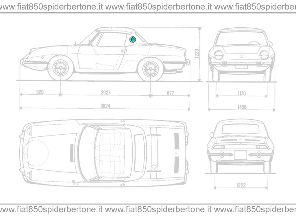 Fiat 850 Documents