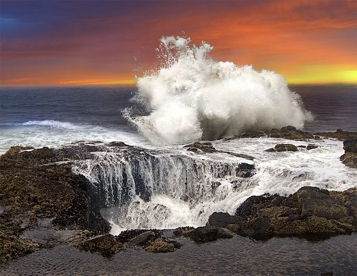 Thor's Well Enhancement