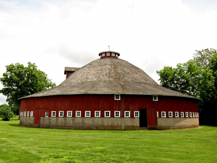 The round barn