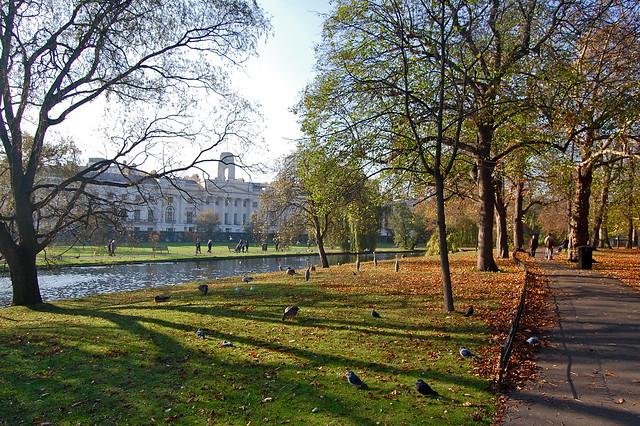 Autumn in Regent's Park (1)