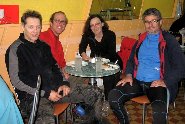 Igor, Bryan, Snežana, Rajko by bryandkeith on flickr