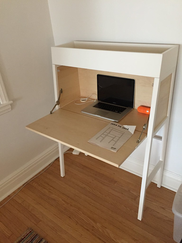 Ikea Ps 2014 Secretary Desk I Bought This Desk Reviewed
