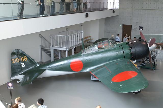 Combat Plane @ Yamato Museum