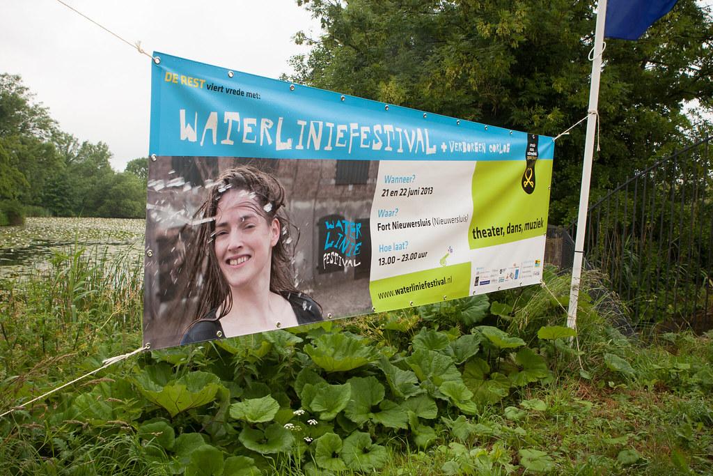 Waterliniefestival 2013 (Sfeer)