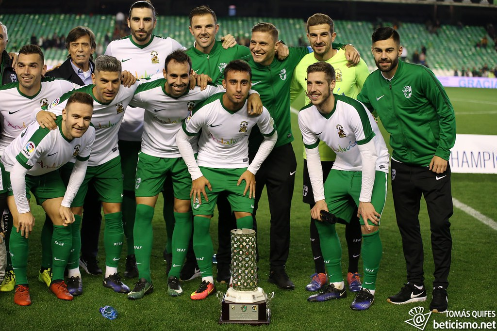 Selección andaluza - Selección Liga (3-1)