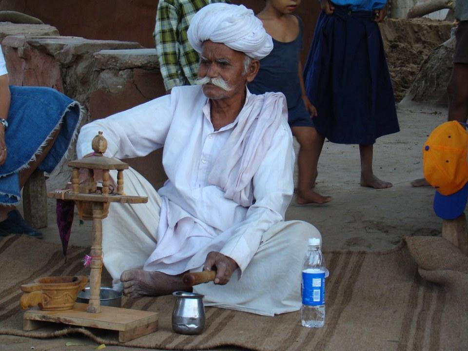 Jodhpur ceremonia toma de opio India 24