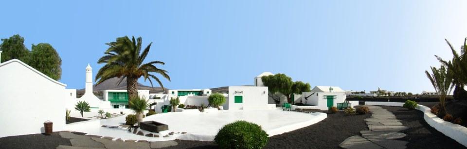 vista de Casa-Museo del Campesino San Bartolomé Lanzarote 04