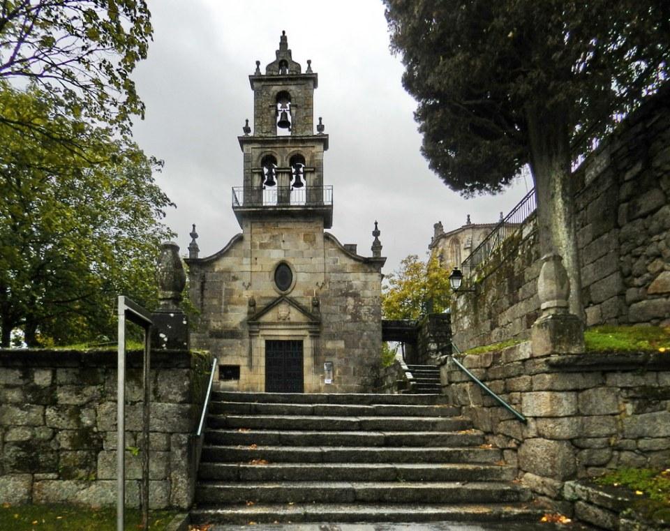 Iglesia de la Virgen del Portal Ribadavia Orense 01