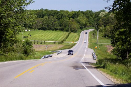 Michigan Road, Decatur County, Indiana