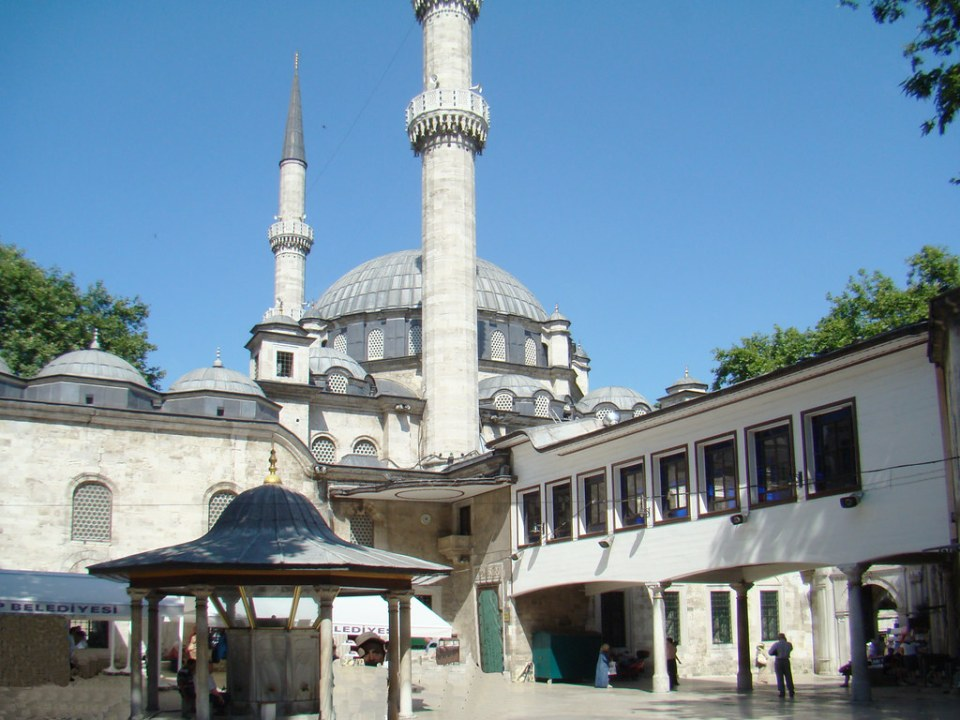 Turquia Estambul Mezquita de Eyüp Sultan 28