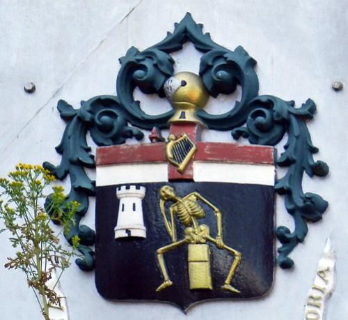 Escudos Heraldicos Guildhall Londonderry Ulster 01