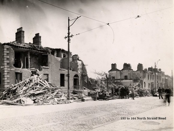 North Strand Bombing Photographic Collection