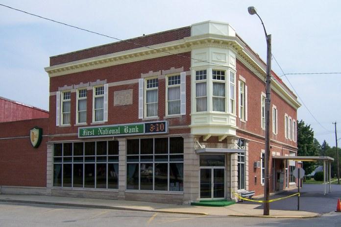 Chrisman, IL, square