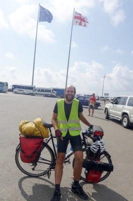 Arrival in Georgia