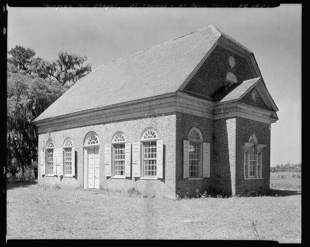 Pompion Hill Chapel 1938