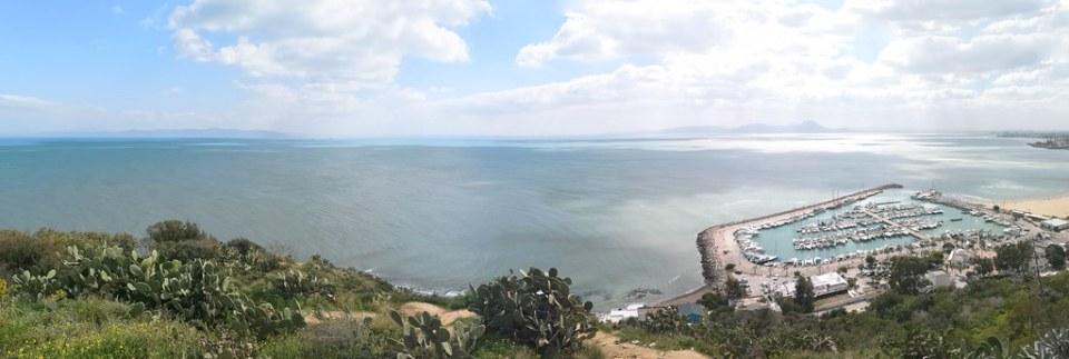 Puerto de Sidi Bou Said Tunez 01