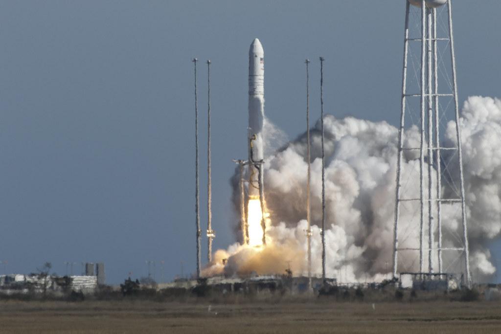 NG-11 Antares Cygnus Launch