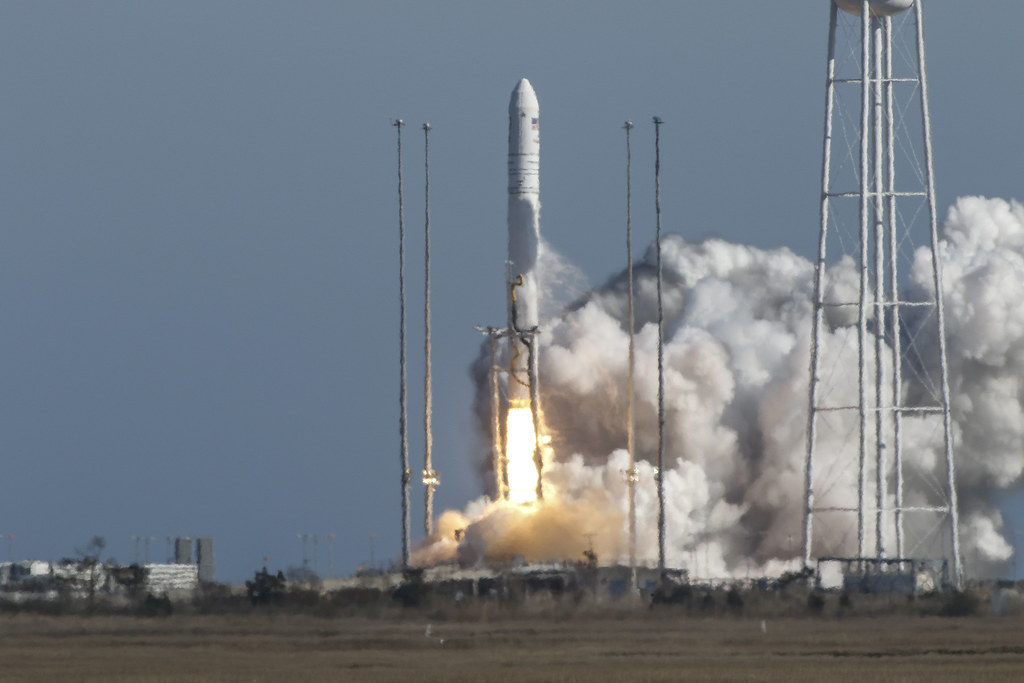 NG-11 Antares Cygnus Launch