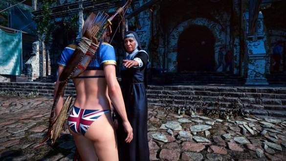 Shadow of the Tomb Raider Booty Edition - British Flag