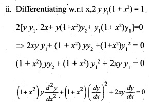 Plus Two Maths Chapter Wise Previous Questions Chapter 5 Continuity and Differentiability 39