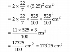 NCERT Solutions for Class 9 Maths Chapter 13 Surface Areas and Volumes Ex 13.4 Q8A