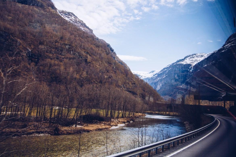 Norway in a nutshell - Voss till Gudvangen- reaktionista.se
