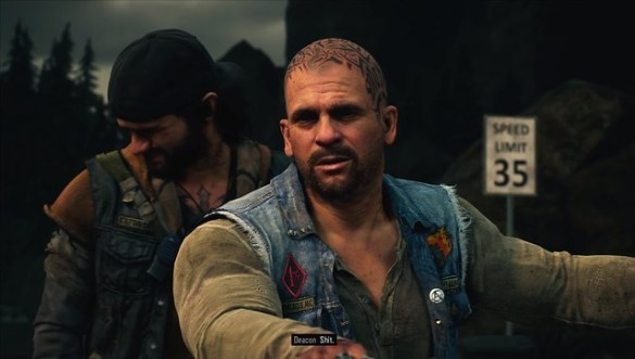 Days Gone - Boozer